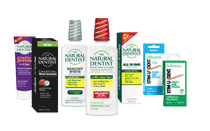 image of all the natural dentist products for bleeding gums