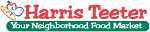 HarrisTeeter grocery logo for users to click on to find aloe based natural dentist healthy gums anti-gingivitis antiplaque products for bleeding gums