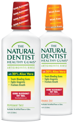 How to Reverse Bleeding Gums - Best Gingivitis Mouthwash |