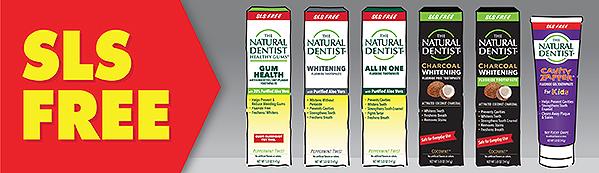 SLS-Free Products